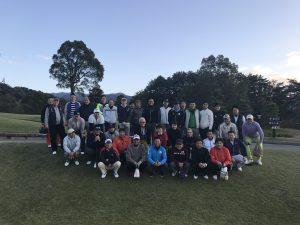 栄和興産ゴルフコンペ