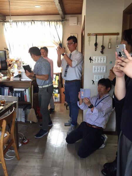 『写真の撮り方』の研修