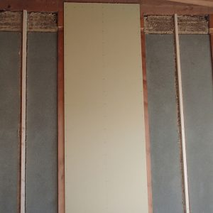 プラスター面材張り、又は構造用合板