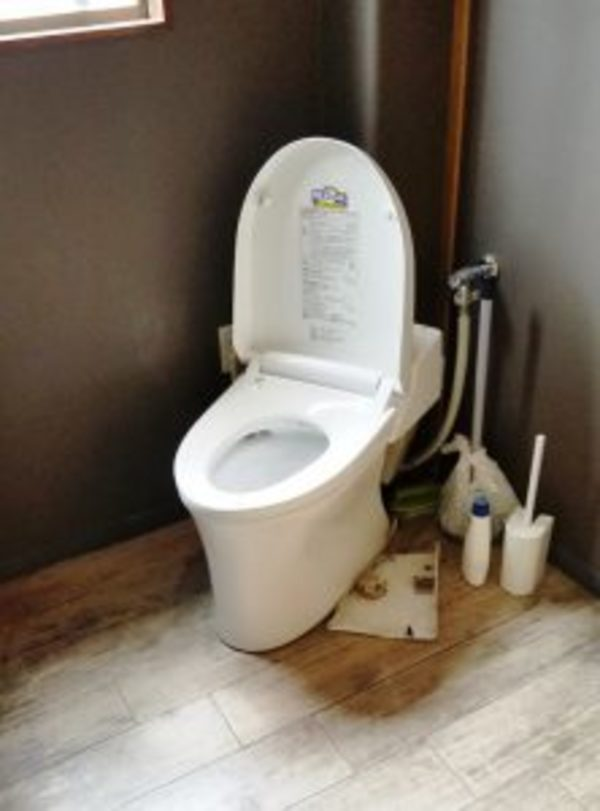 会社のトイレ リニューアル
