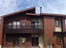 名古屋市T様邸 心も体も快適に暮らせる大きな山小屋風の家
