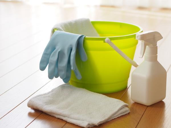 【季節ネタ】迫る年の瀬!最低限掃除しておきたい場所はココ!