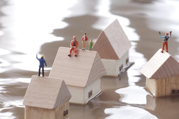 「水災」とは? 保険の内容にも要注意!